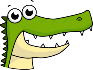 croc left