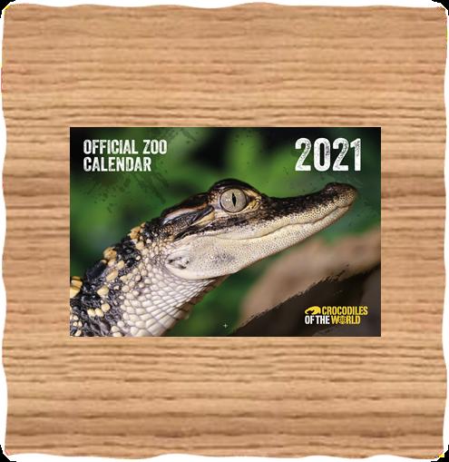 COTW 2021 Calendar