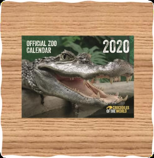 COTW 2020 Calendar