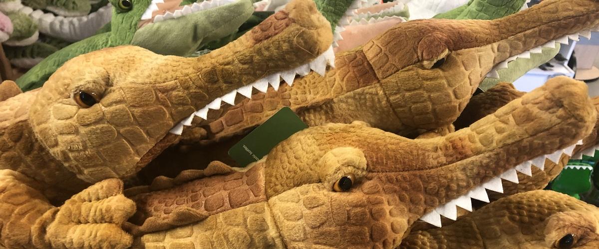 Exclusive plush toys