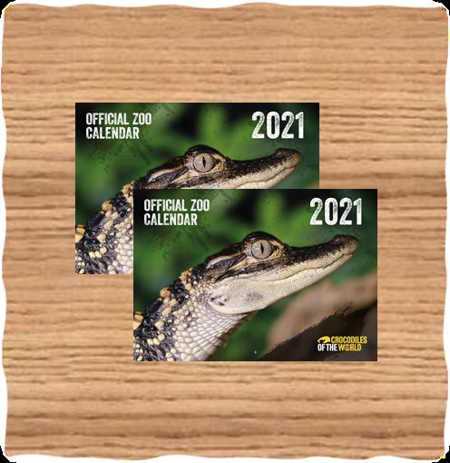 2 X COTW 2021 Calendars